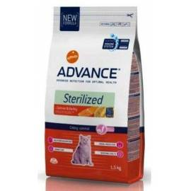 Advance Sterilized Salmón y Cebada