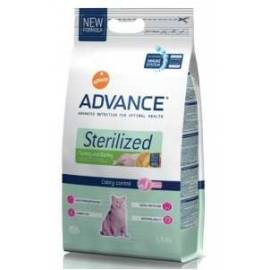 Advance Sterilized Pavo y Cebada
