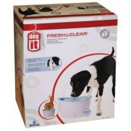 Dog It Bebedero Fresh & Clear