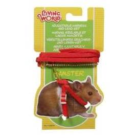Living World Arnés Hamster