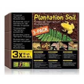 Exo Terra Plantation Soil Pack 3