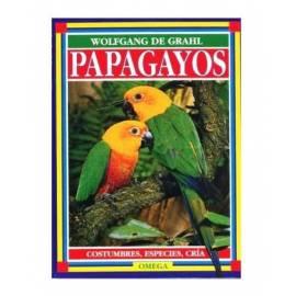 Papagayos costumbres,especies,cría