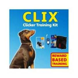 Clix Clicker Training Kit