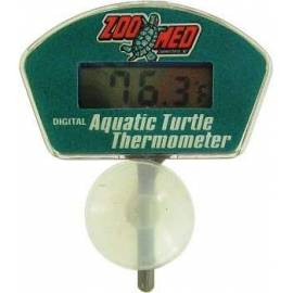 Zoomed Aquatic Turtle Thermometer