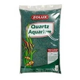 Zolux Grava Color Quartz Verde