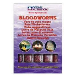 Ocean Nutrition Bloodworms larva de mosquito roja 100gr
