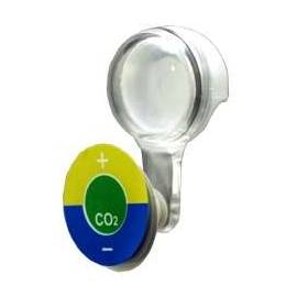 Blau Indicador CO2