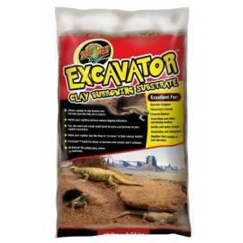 Zoomed Excavator