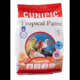 Cunipic Tropical Patée Pasta de Cría para Pájaros Tropicales