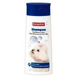 Beaphar Champú Extra Suave Blanco Natural