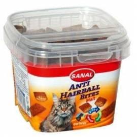 Sanal Anti Hairball Bites Malt Snack