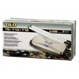 Glo T8 Reactancia Electrónica 2 Tubos