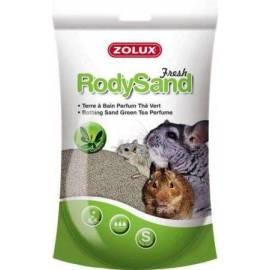 Zolux RodySand Tierra de Baño Té Verde
