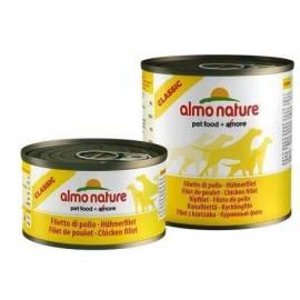 Almo Nature Classic con Filetes de Pollo
