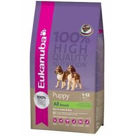 Eukanuba Puppy All Breeds(Cordero y arroz)