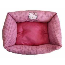 Hello Kitty Cama Rosa con Lunares